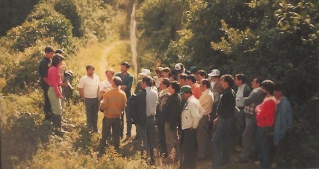 Rio Mazan 1986 c&;Adam Gretton