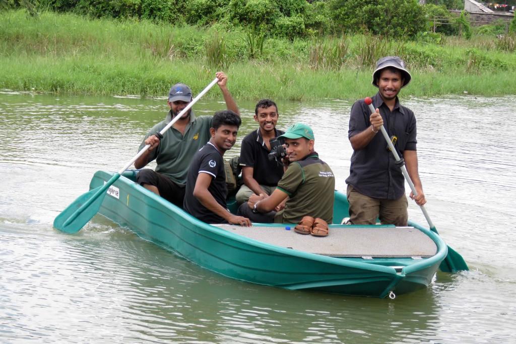 otter exchange fieldwork