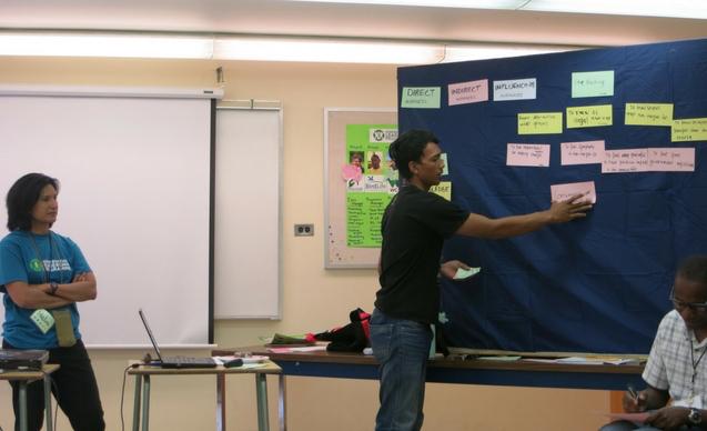 CLP News Embedded images - Chandra blog workshop