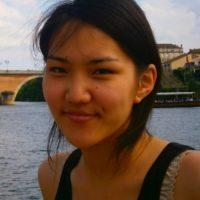 Akylai Kabaeva CLP intern