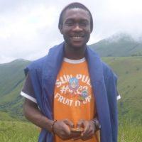 Charles Emogor, CLP intern