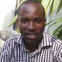 Pacifique Madibi, CLP intern