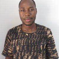Amady Ndiaye, CLP intern 2017