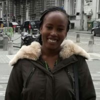 Tania Syokau - CLP Intern