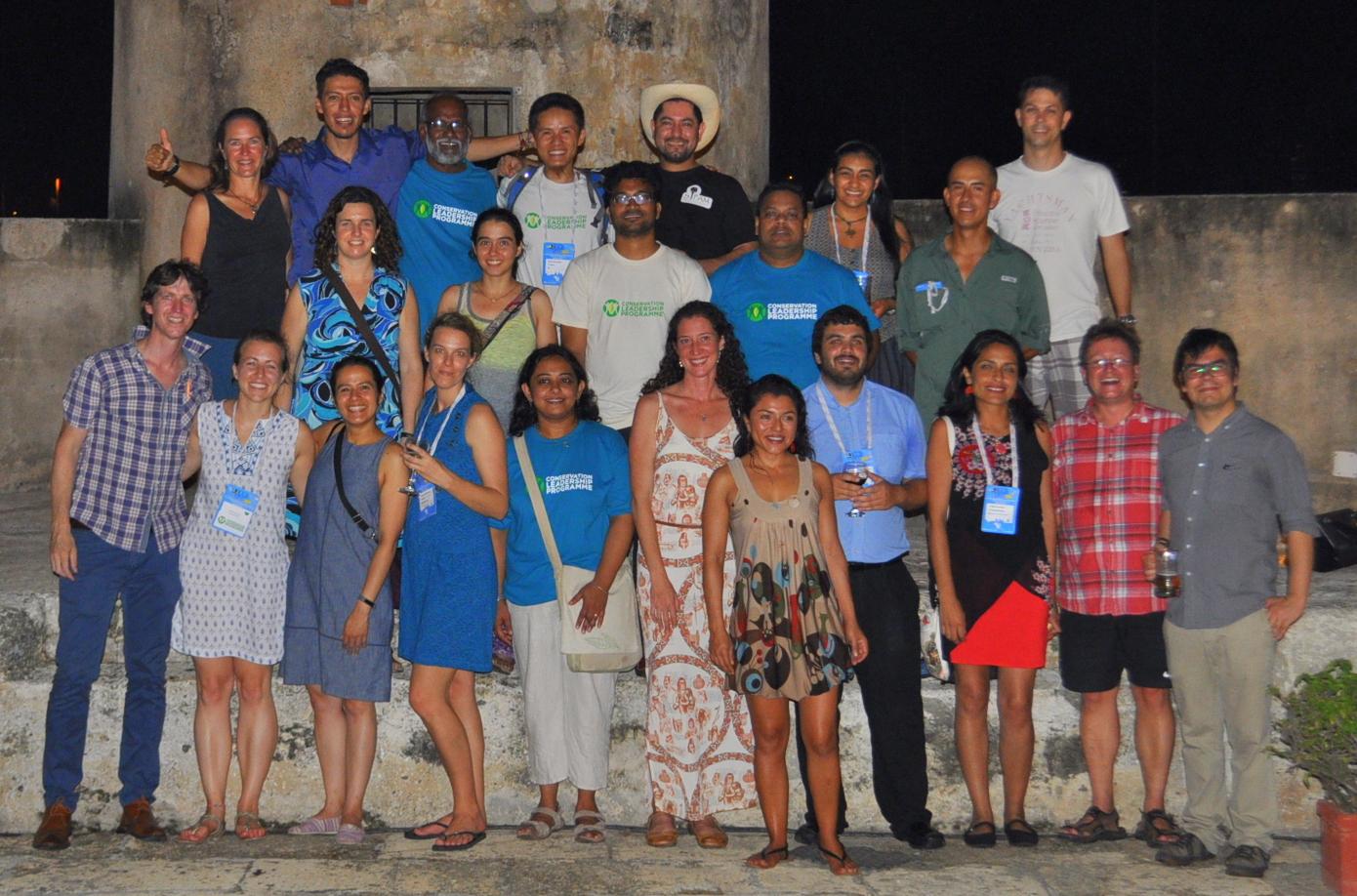 CLP alumni at ICCB 2017 (Cartagena, Colombia)